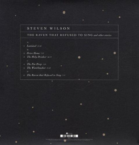 Foto Wilson,Steven The Raven That Refused To Sing (Limited Edition) [Vinilo]